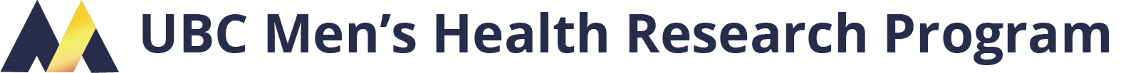 The Men's Health Research Program at UBC